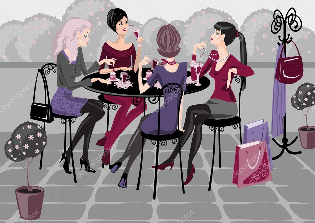 depositphotos_22177421-stock-illustration-girls-in-cafe